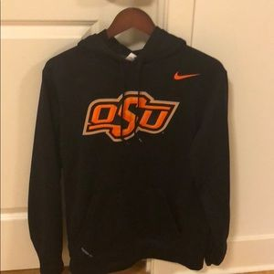 Men's Nike hoodie therma fit size small